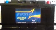 Group 49 Heavy Duty Yocam Battery