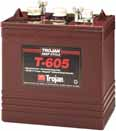 Trojan T-605 Golf Cart battery