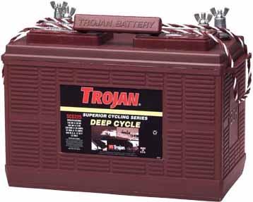 Deep Cycle Marine Batteries