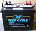 Group 24 Yocam Deep Cycle Marine Battery