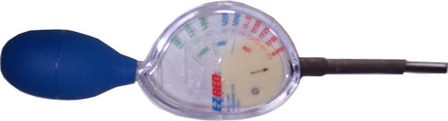 Battery Hydrometer used for checking the specific gravity of lead acid batteries